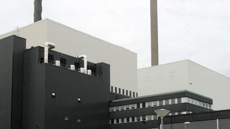 Reaktor 1. Foto: Maths Bogren/TT