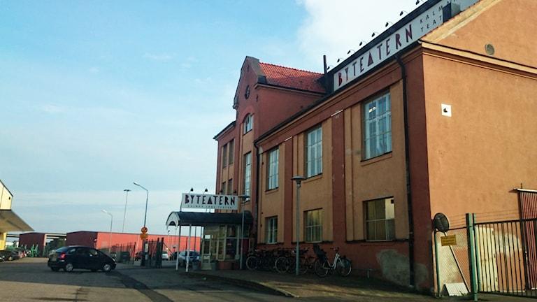 Byteatern. Foto: Nick Näslund/Sveriges Radio