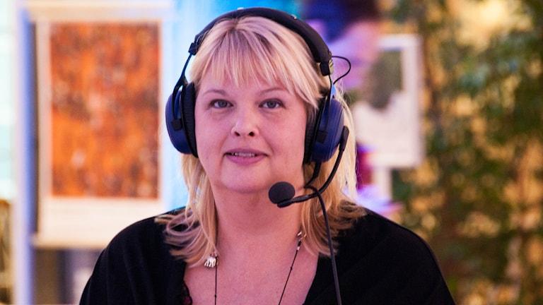 Anna Hedh. Foto: Lars Hagberg