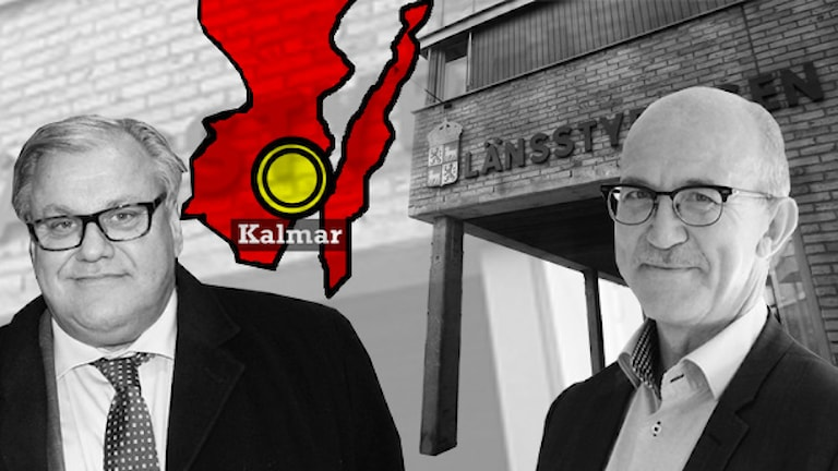 Stefan Carlsson och Anders Henriksson. Montage/foto: Sveriges Radio