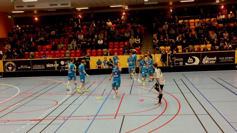 Foto: Jonatan Bergman/Sveriges Radio.