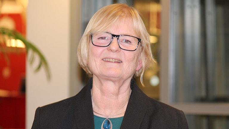 Helene Jacobson Pettersson. Foto: Tobias Sandblad/Sveriges Radio