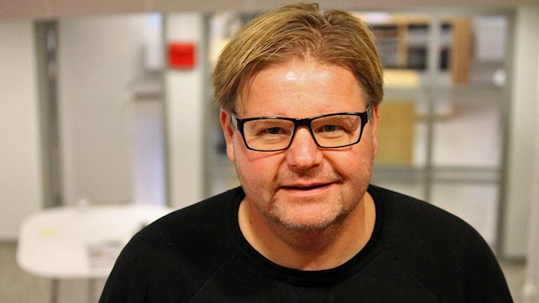 Peter Swärdh, huvudtränare i Kalmar FF.