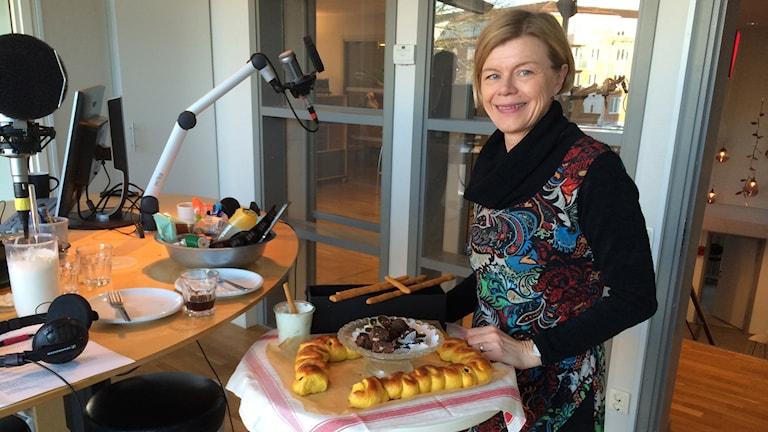 Annica Triberg. Foto: Sveriges Radio