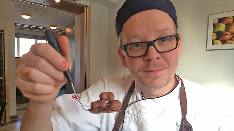 Anders Oskarsson. Foto: Peter Bressler/Sveriges Radio