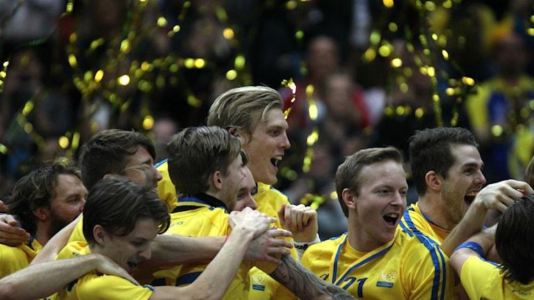 Kim Nilsson innebandy-världsmästare 2014