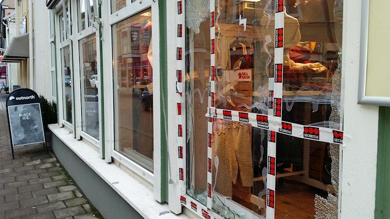 Outnorth i Kalmar utsattes för inbrott.