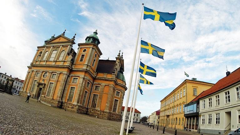 Domkyrkan i Kalmar. Foto: Nick Näslund/Sveriges Radio