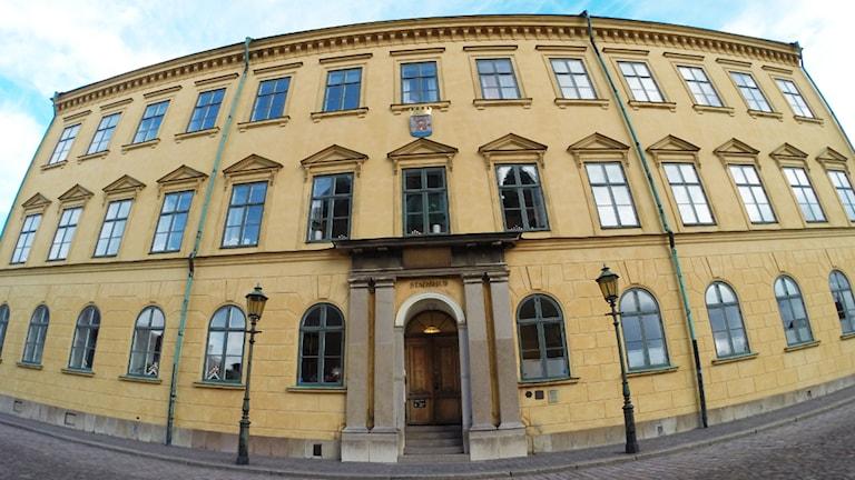 Stadshuset i Kalmar. Foto: Nick Näslund/Sveriges Radio