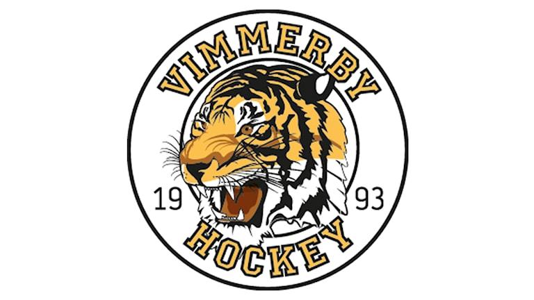 Vimmerby hockey klubbmärke