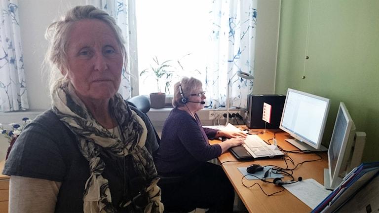 Inger Johansson. Foto: Nick Näslund/Sveriges Radio