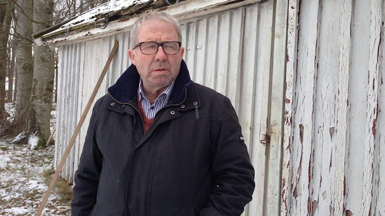 Ingvar Jacobsson. Foto: Sigrid Edsenius/Sveriges Radio