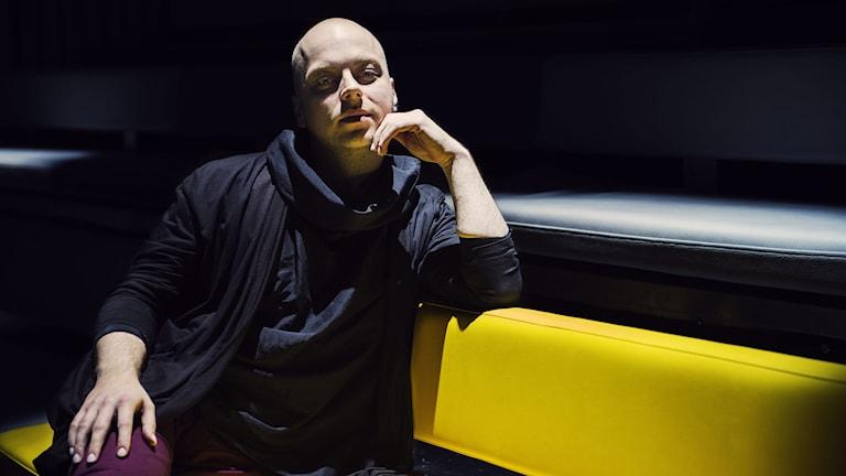 Skådespelaren Robert Fux. Foto: Robin Haldert/TT