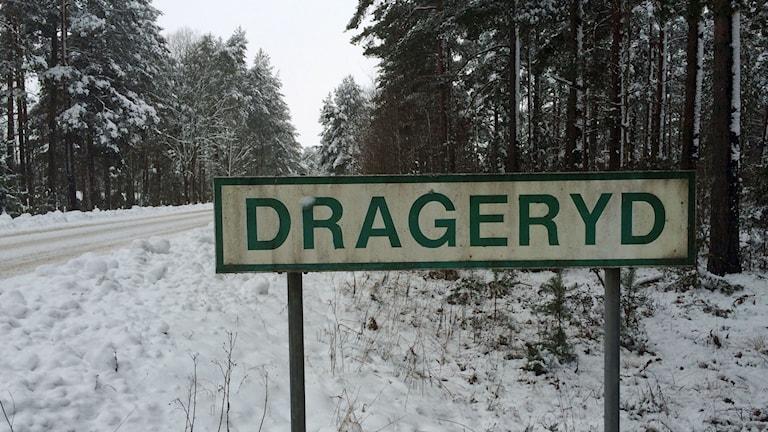 Drageryd i Högsby kommun. Foto: Tobias Sandblad/Sveriges Radio