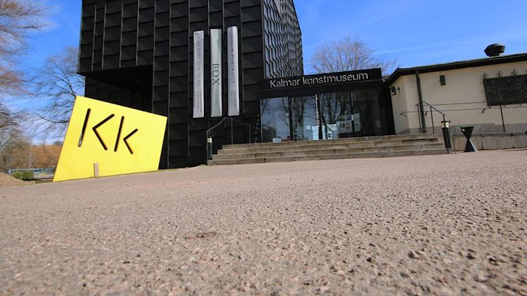 Kalmar konstmuseum.