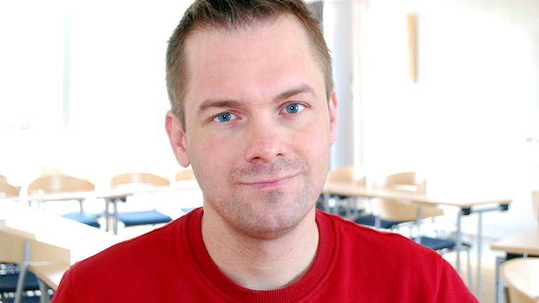Anders Olsson. Foto: Anders Olsson.