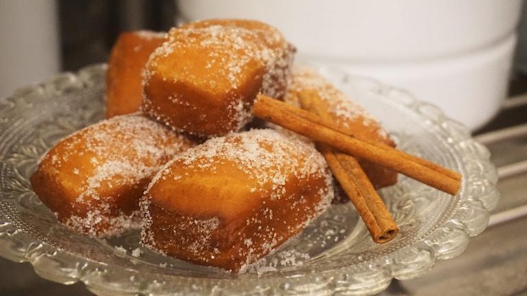 Doughnuts. Foto: Annica Triberg