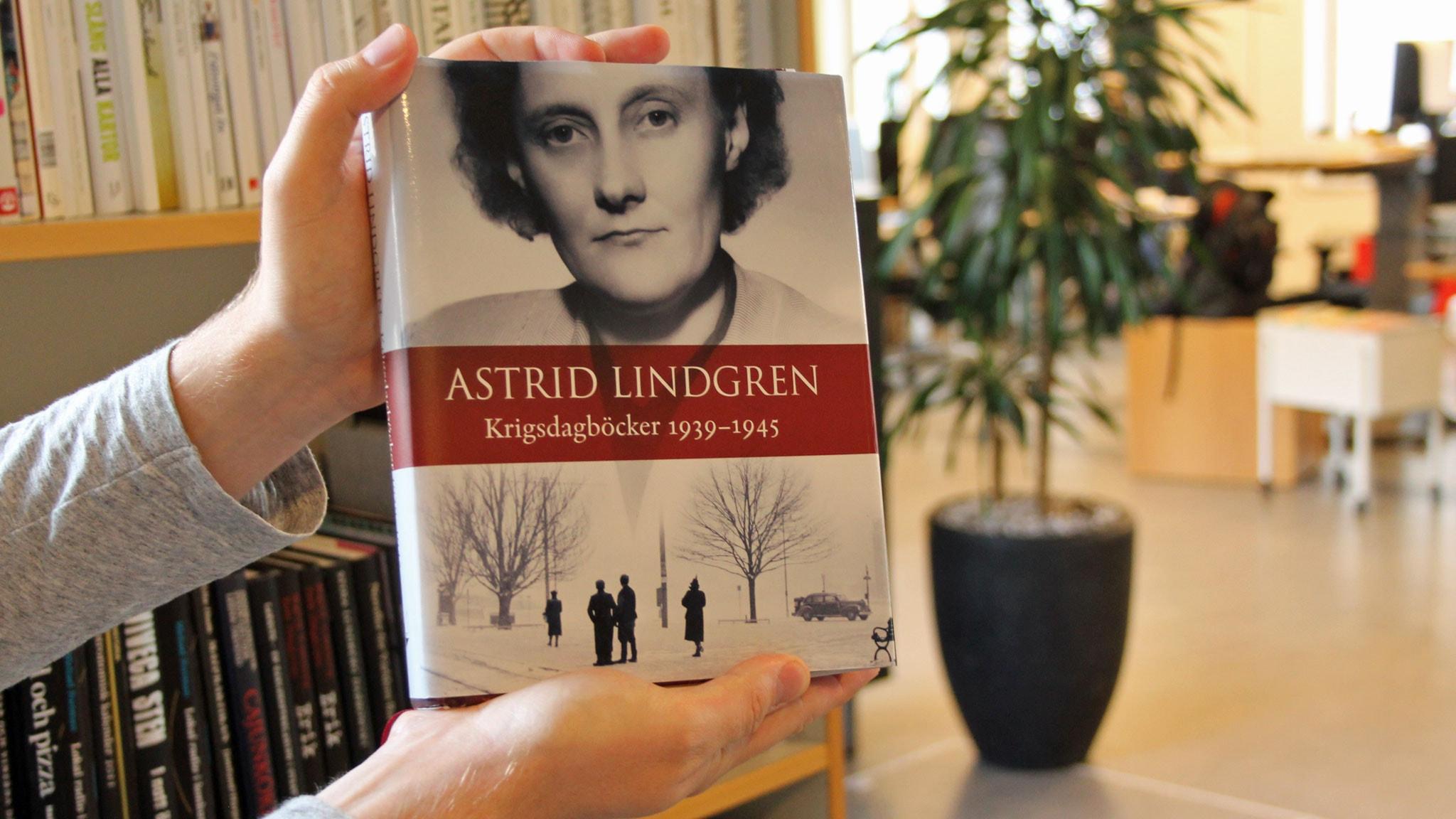 Astrid lindgrens dagbok ges ut