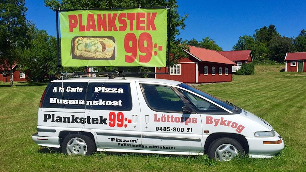 Många har drabbats av salmonella efter att ha ätit på Löttorps bykrog på norra Öland.