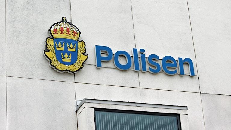 Polisen, polishuset i Kalmar.