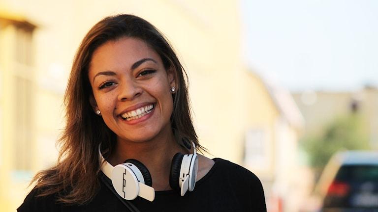 Mollie Lindén. Foto: Nick Näslund/Sveriges Radio