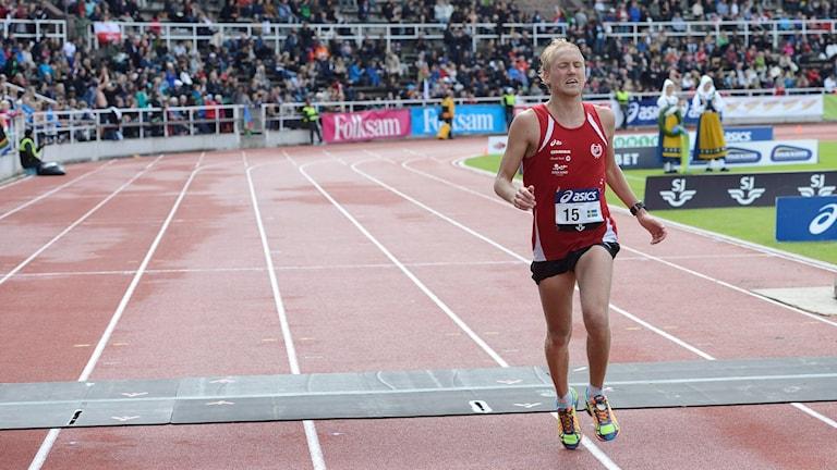 David Nilsson. Foto: Maja Suslin/TT