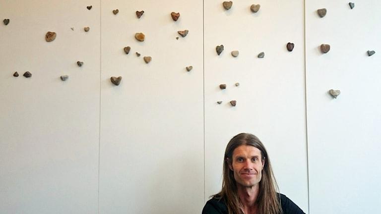 Jan Nordström. Foto: Nick Näslund/Sveriges Radio