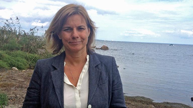 Isabella Lövin, biståndsminister