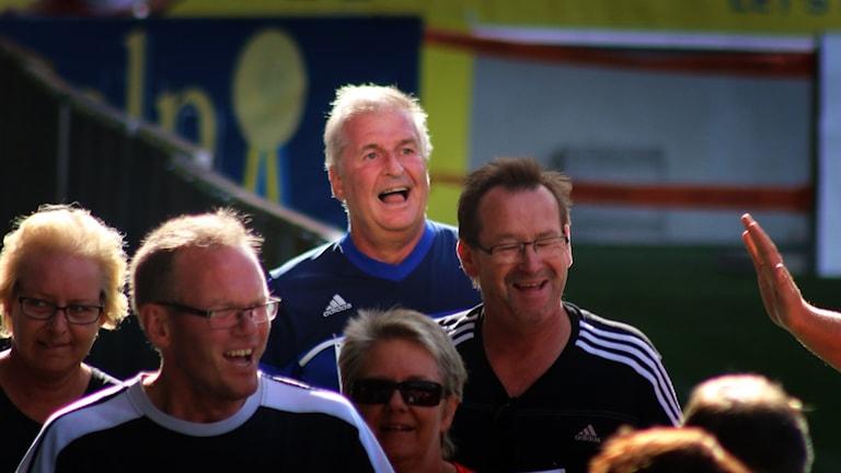 Ronald Rosengren. Foto: Nick Näslund/Sveriges Radio