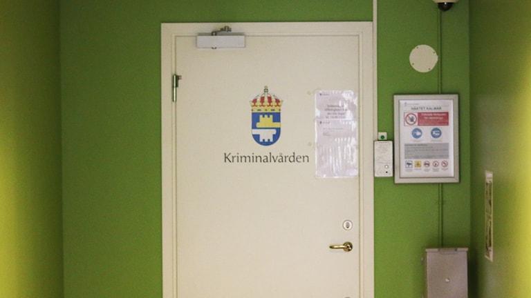 Häktet. Foto: Nick Näslund/Sveriges Radio