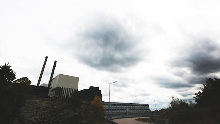 Первый реактор АЭС в Оскарсхамне вскоре будет охраняться вооруженными вахтерами. Фото: Nick Näslund/Sveriges Radio