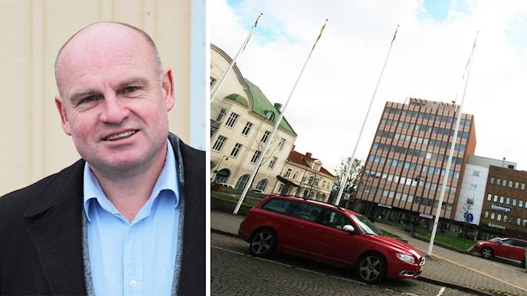 Tommy Skoog. Foto: Leif Johansson och Nick Näslund/Sveriges Radio