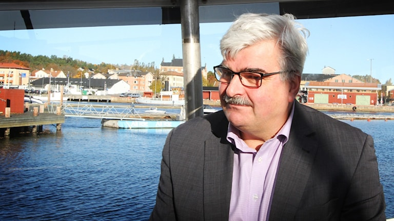 Håkan Juholt. Foto: Leif Johansson/Sveriges Radio