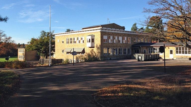 Kikeboskolan i Oskarshamn.