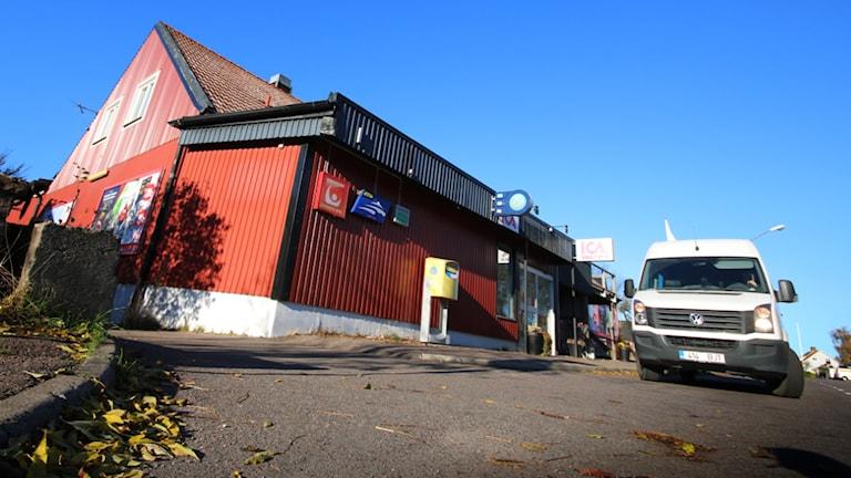 Matbutik. Foto: Nick Näslund/Sveriges Radio
