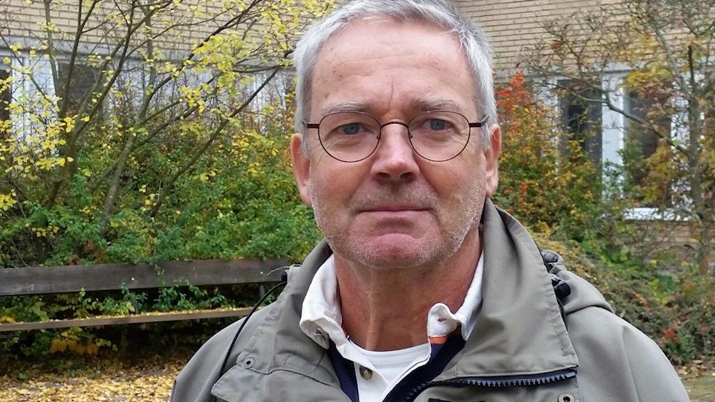Sven Andersson, vattenhandläggare på Länsstyrelsen.
