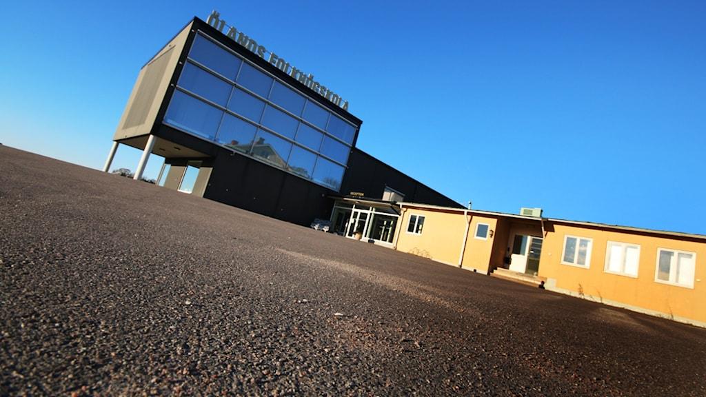Ölands folkhögskola. Foto: Nick Näslund/Sveriges Radio