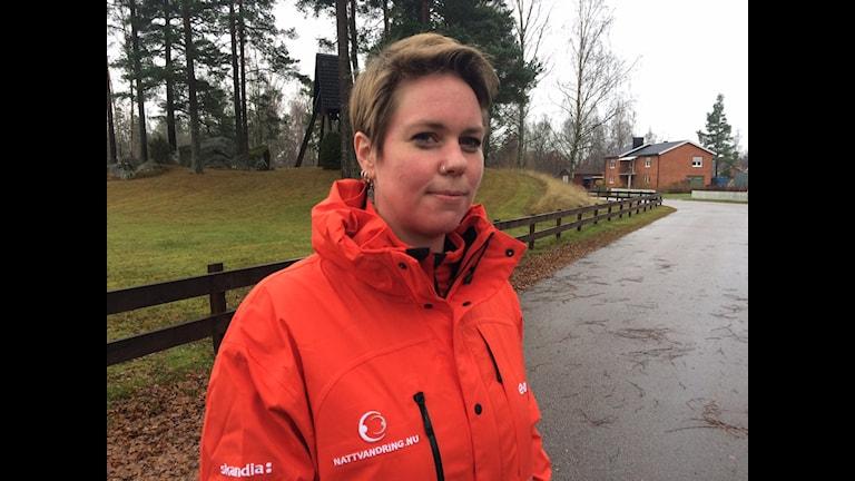 Katarina Ahlström. Foto: Peter Bressler/Sveriges Radio