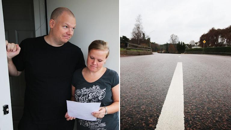 Mikael Stockhaus och Åsa Stockhaus. Foto: Nick Näslund/Sveriges Radio