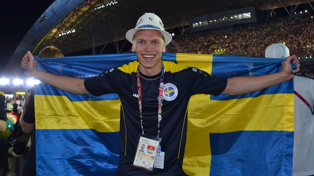 Mathias Sjöström. Foto: Privat