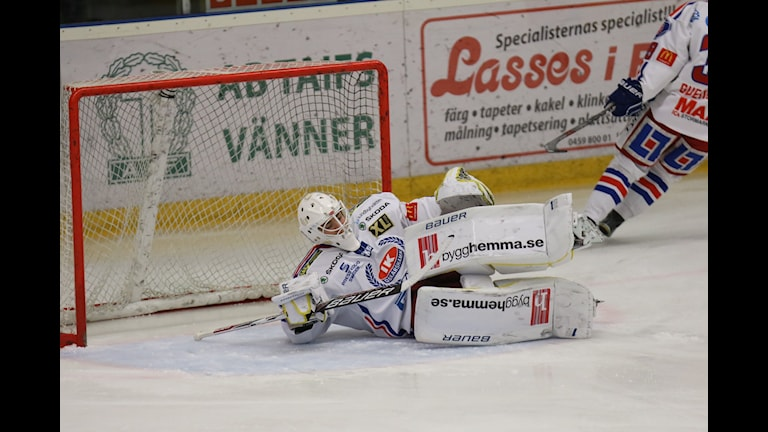 Tredje förlusten för IK Oskarshamn denna säsong mot Tingsryd.