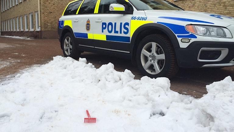 Emådalskolan. Foto: Peter Bressler/Sveriges Radio