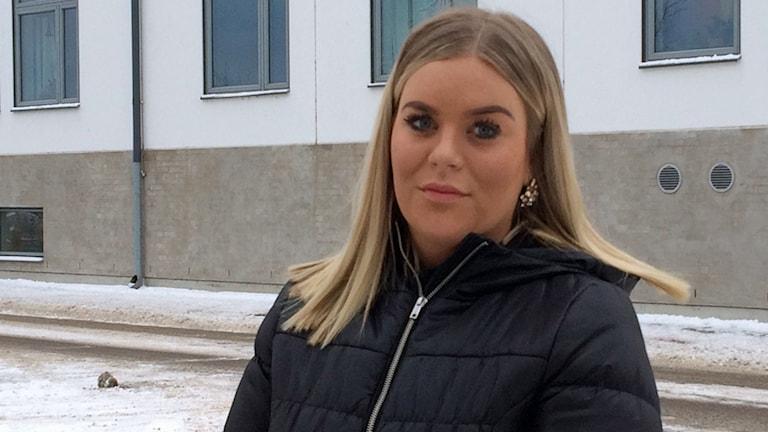 Maja Johansson.