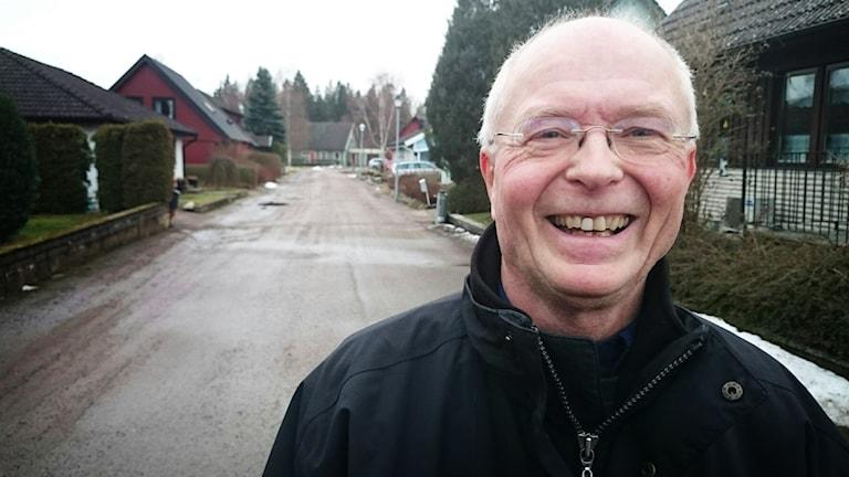 Tommy Viberg. Foto: Nick Näslund/Sveriges Radio
