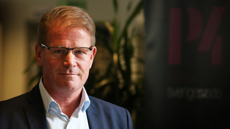Harald Hjalmarsson. Foto: Nick Näslund/Sveriges Radio