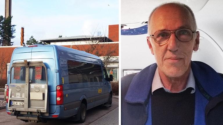 Bengt-Åke Petersson. Foto: David Baujard/Sveriges Radio