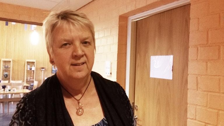 Ann-Marie Fagerström.