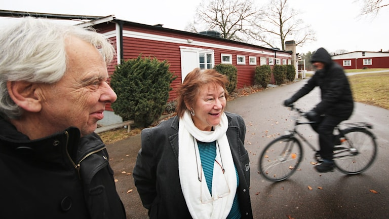 Christer Erikson och Ann Erikson.