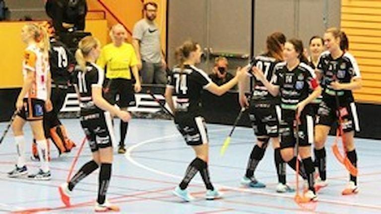 Måljubel för Kalmarsund som vann borta mot Partille.