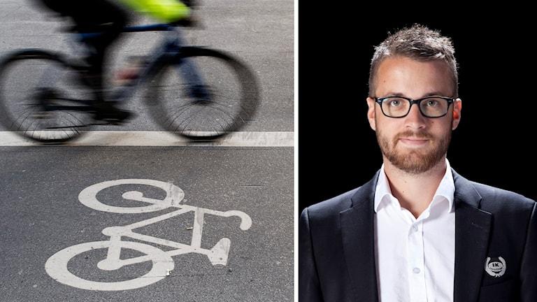 IK Oskarshamns klubbchef Martin Åkerberg
